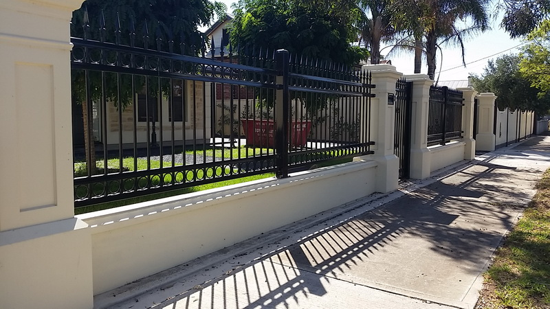Active Fencing And Retaining